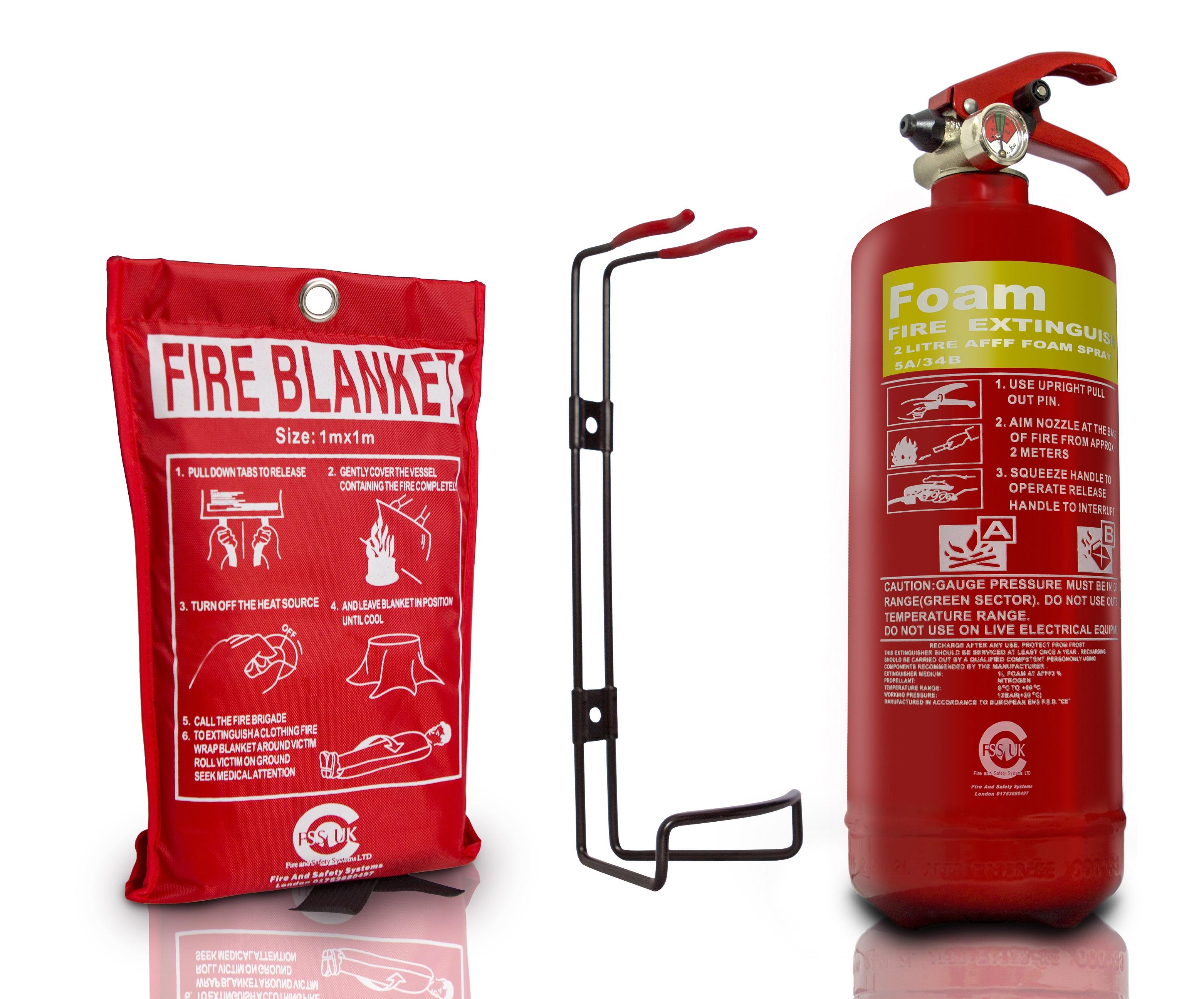 kitchen multipurpose 1 kg abc powder fire extinguisher home kitchen ...
