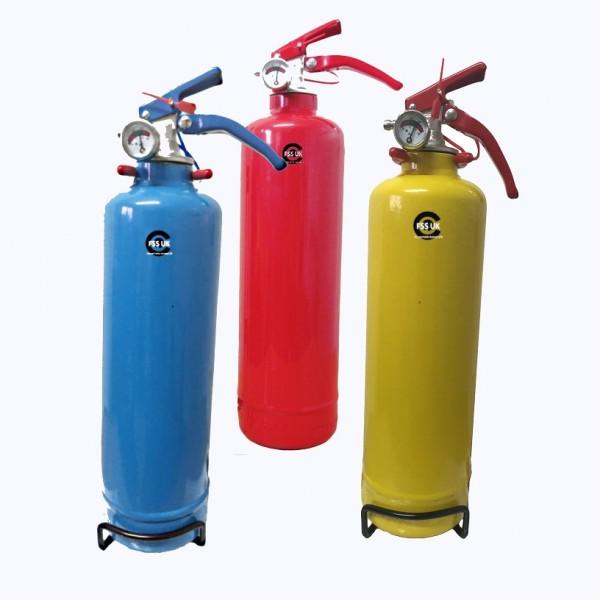 fss uk plus 1 kg dry powder abc fire extinguisher home garage car kitchen ce marked