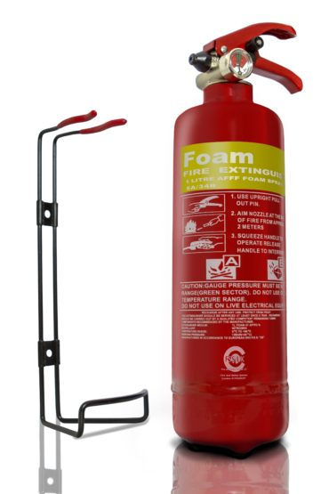 1L Foam Fire Extinguisher small