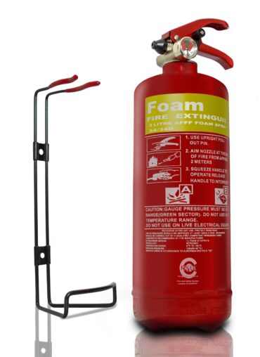 2L Foam Fire Extinguisher small