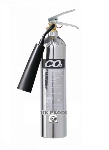 2kg-chrome-co2-fire-extinguishers FSS UK small