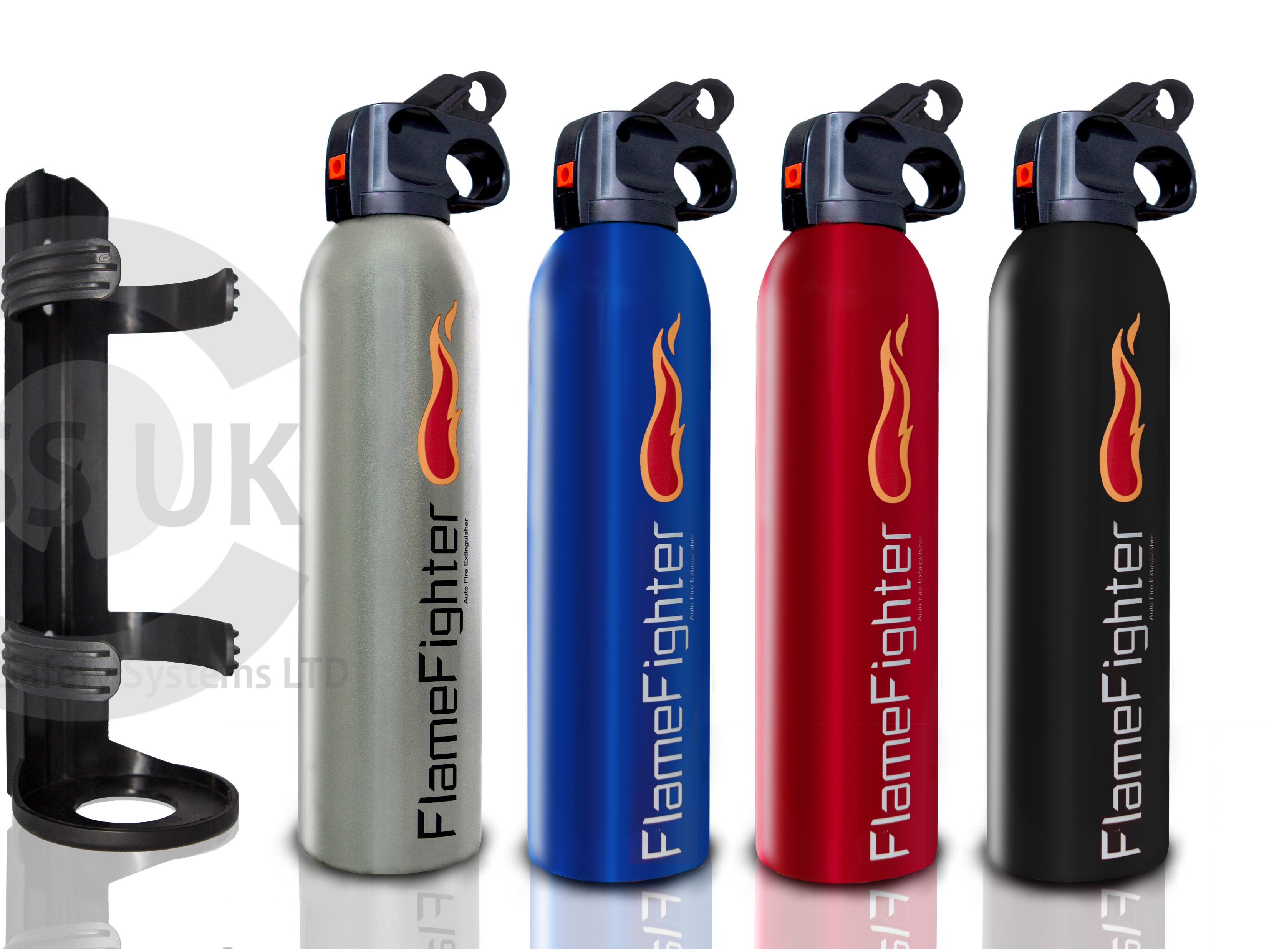 600g Powder Fire Extinguisher new