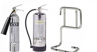 Chrome SET FSS UK + Stand SMALL